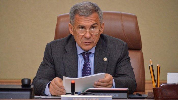 Рустам Минниханов сообщил, что в РТ проживает только треть всех татар.