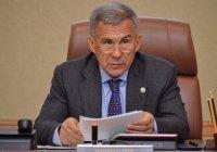 Минниханов назвал число татар, проживающих в Татарстане