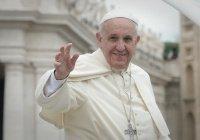 Папа Римский Франциск отправляется в Ирак