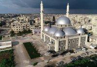 Фонд Ахмата Кадырова займется расширением мечети в сирийском Хомсе