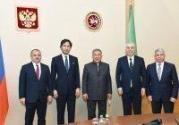 Минниханов встретился с машиностроителями Турции