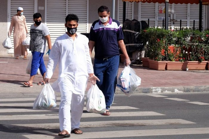 Власти Дубая запретили устанавливать шатры Рамадана.