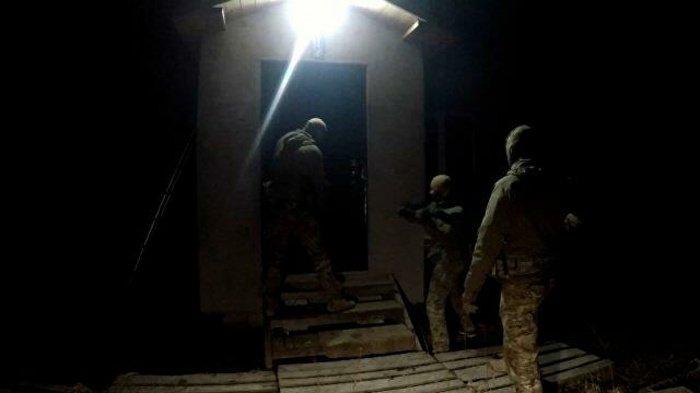 Кадр из видеоролика ФСБ.