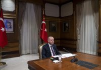Эрдоган призвал снять санкции с Ирана