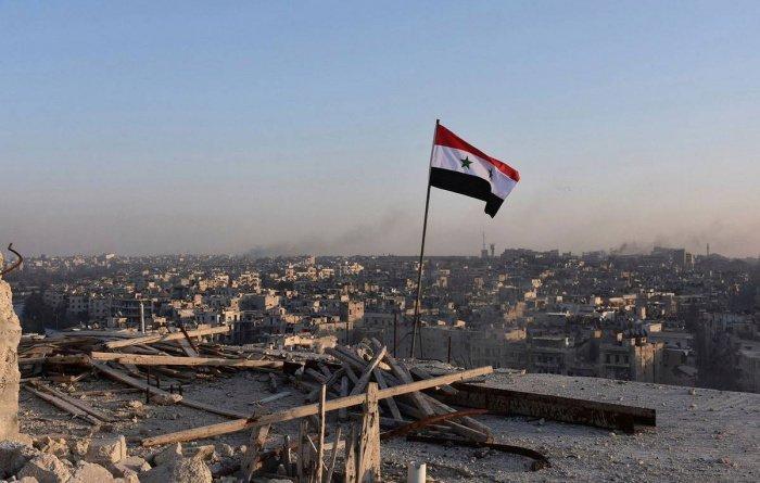 Штабы России и Сирии обвинили Запад в намерении разгабить арабскую республику.