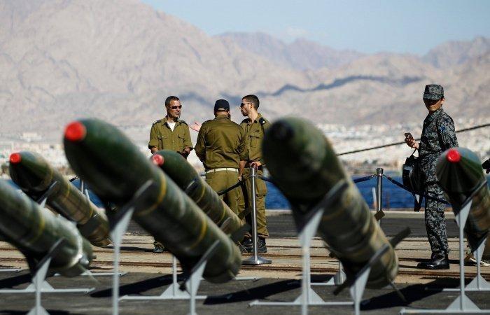 Израиль заявил о намерении противостоять Ирану.
