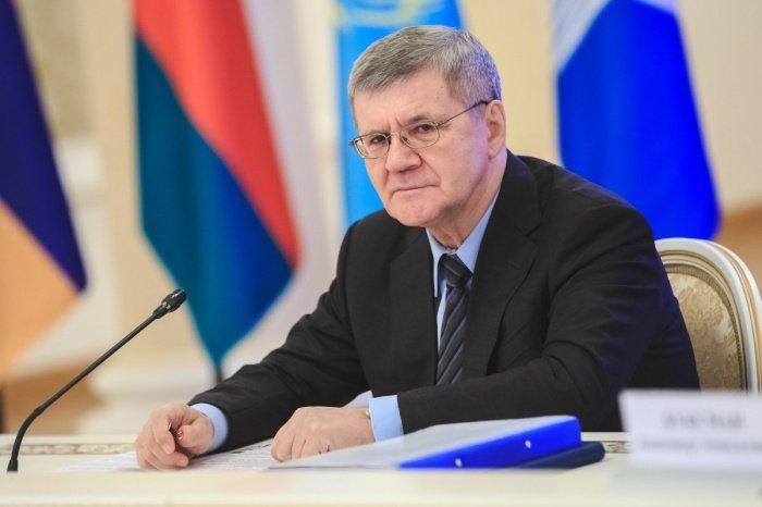 Юрий Чайка рассказал о мерах по декриминализации Северного Кавказа.