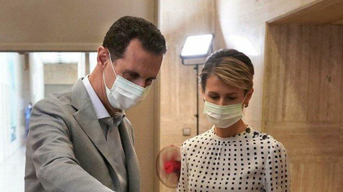 Президент и первая леди Сирии заразились ковидом.