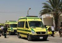 18 человек погибли при столкновении маршрутки с грузовиком в Египте