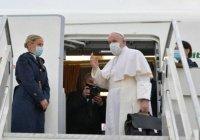 Папа Римский Франциск собирается посетить Ливан