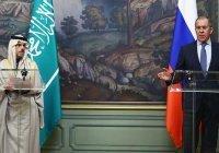 Лавров рассказал о переговорах с Саудовской Аравией по «Спутнику V»