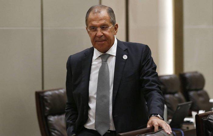 Глава МИД РФ завершает турне по Ближнему Востоку.
