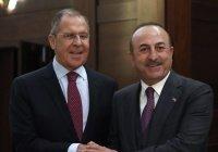 Лавров: Россия, Катар и Турция подчеркнули важность гуманитарной помощи сирийцам