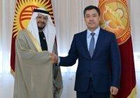 Жапаров анонсировал строительство исламской академии в Киргизии