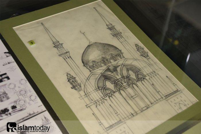 Строительство Кул Шарифа было проектом международного уровня.