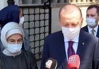 Эрдоган рассказал о переговорах по вакцине «Спутник V»