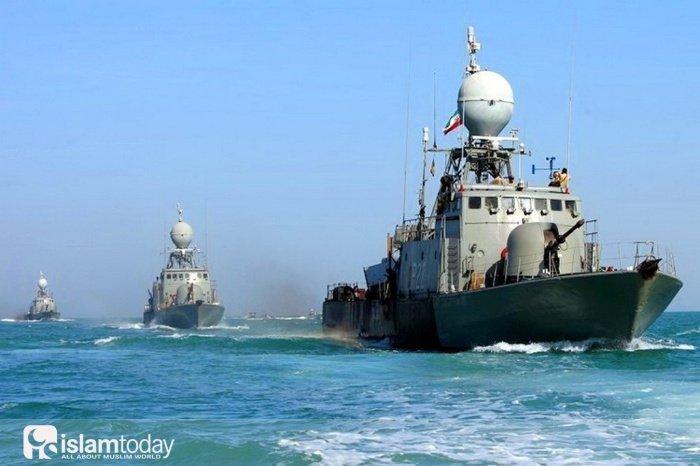 Военно-морские силы Ирана (Источник фото: yandex.ru).