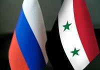 В Совете Федерации хотят создать группу дружбы с парламентом Сирии