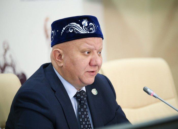 Альбир Крганов заявил о намерении создать музей исламской культуры.