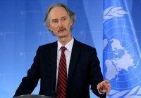 Педерсен предложил новый формат урегулирования в Сирии
