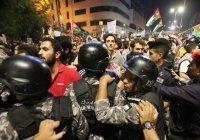 В Иордании вспыхнули протесты из-за ужесточения карантина