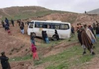 Боевики напали на автобус со студентами в Афганистане, есть погибшие