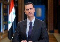 В Кремле оценили легитимность Башара Асада