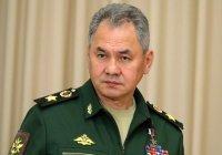 Шойгу прокомментировал сообщения о желании России присоединить Казахстан