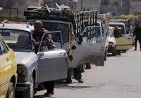 Сирию охватил бензиновый кризис