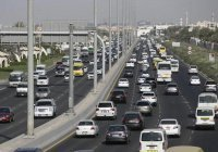 В Дубае медленных водителей будут штрафовать