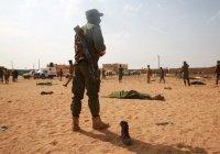 В Мали экстремисты убили не менее 11 военнослужащих