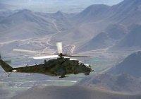 Девять человек погибли в Афганистане при крушении вертолета