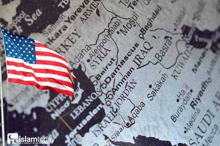 Политические отношения США и Ближнего Востока (Источник фото: yandex.ru).