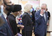 Принц Чарльз посетил лондонскую мечеть