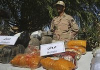 В Иране за две недели изъяли 26 тонн наркотиков