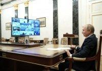 Путин пообещал приехать на открытие Соборной мечети Крыма
