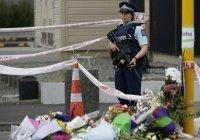 В Новой Зеландии будут судить мужчину, угрожавшего терактом мечетям Крайтчерча