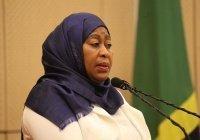 Мусульманка в хиджабе стала президентом Танзании