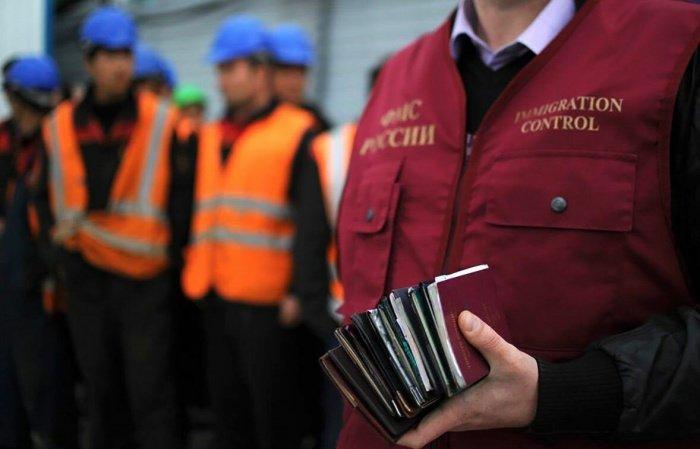 В российском МВД подсчитали число преступлений, соврешаемых мигрантами. (Фото: yandex.ru).
