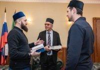 Муфтий Татарстана встретился с религиозными деятелями Уфы