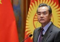 Глава МИД Китая посетит сразу шесть мусульманских стран