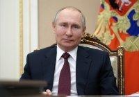 Путин: Россия продолжит помогать Африке в борьбе с коронавирусом