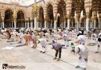 Таравих и COVID-19: что ждет мечеть Пророка ﷺ в Медине