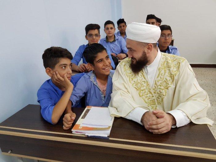 Камиль хазрат Самигуллин: «Самое главное в Рамадан – Коран»