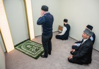 В торговом центре «KazanMall» открылась молельная комната