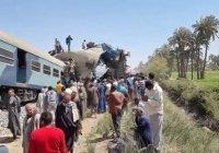 Более 30 человек погибли при столкновении поездов в Египте