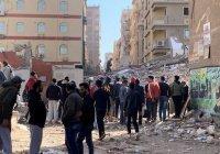 Пять человек погибли при обрушении дома в Египте