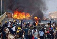 За один день протестов в Мьянме погибли более ста человек