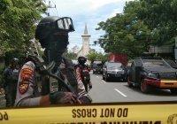 В Индонезии расследуют атаку террористов на церковь