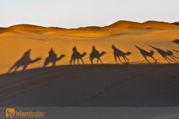 Сподвижники пророка Мухаммада ﷺ (Источник фото: freepik.com).